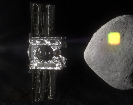 The mapping of the surface of the asteroid Bennu will be an important stage of the UA-led OSIRIS-REx mission. (Image: NASA)