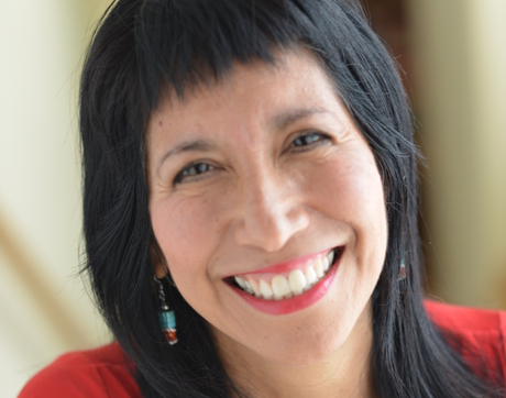 """I grew up in a family of traditional healers and it has been part of my life – since I was in my mother's womb,"" says Patrisia Gonzales, author of ""Traditional Indian Medicine: American Indian Wellness,"" released this year."