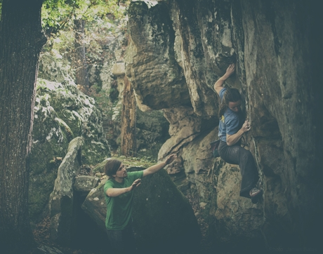 UA researcher Eva-Maria Stelzer was involved in a study finding that bouldering can help people avoid a mental avalanche in life. The study provides evidence that a bouldering psychotherapy can be effective for reducing symptoms of depression and that the alleviation of depressive symptoms can be enhanced through physical activity.