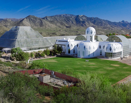 Edward P. Bass' $30 million gift to support Biosphere 2 is among the largest donations ever made to the UA. (Photo: Bob Demers/UA News)