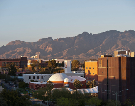 The research, from Elliott D. Pollack & Company and The Maguire Company Inc., suggests the University of Arizona's economic impact for fiscal year 2017 topped $4.1 billion. (Photo: Paul O'Mara)
