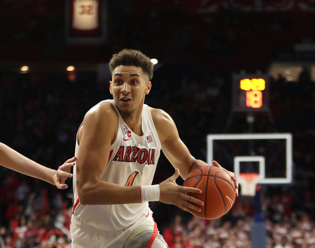 Chase Jeter (Photo: Arizona Athletics)