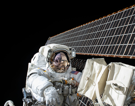 Astronauts at the International Space Station participated in a study to determine long-term spaceflight's effect on the immune system. (Photo: NASA/CC BY-NC 2.0)