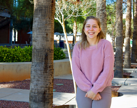 As a Brooke Owens Fellow, Lindsey Koelbel will complete a summer internship with HawkEye 360, a radio frequency data analytics company that operates a first-of-its-kind constellation of commercial satellites.