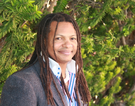 Moriba Jah is director of the Space Object Behavior Sciences initiative at the UA. (Photo: Peter Brown)