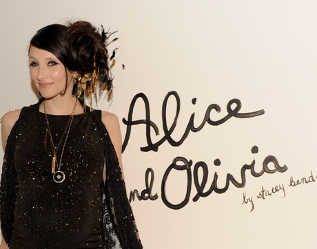 Stacey Bendet, CEO and creative director, Alice + Olivia