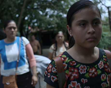 "Among the films featured at Tucson Cine Mexico this year is ""Guie'dani's Navel,"" directed by Xavi Sala, which will have its Arizona premiere on March 29. Sótera Cruz (right) stars in the film, which follows a young girl who moves from her Oaxacan village to Mexico City when her mother takes a job as a live-in maid for a wealthy family."