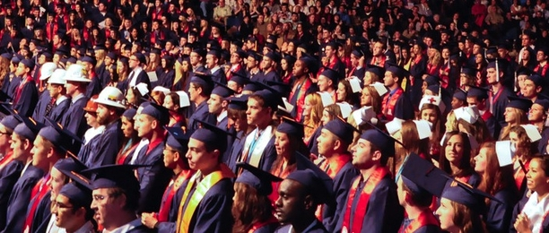 U of A Graduation, Commencement