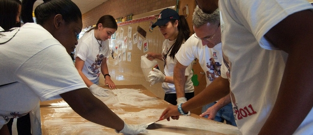 Cats in the Community, volunteer work at the U of A