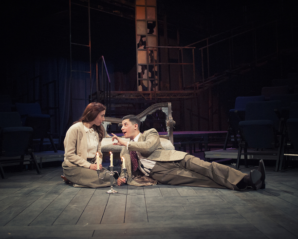the glass menagerie as a memory play