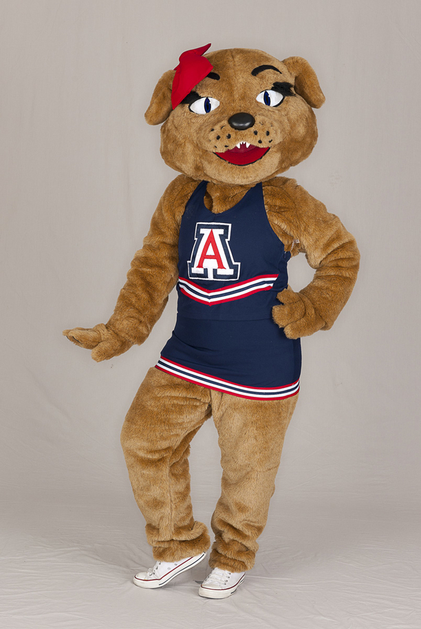 Wilma Makes Capital One All America Mascot Team Uanews