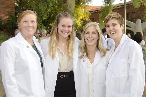 UA College of Medicine–Tucson Holds 18th Annual White Coat