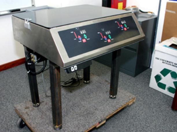 students design user-friendly kitchen range for elderly, disabled