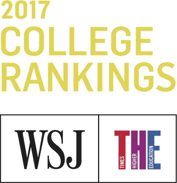 Wall Street Journal and Times Higher Education Debut New College Rankings