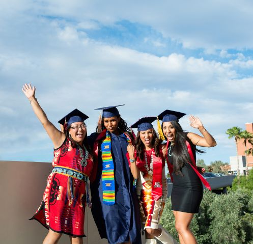 Arizona is home to 22 federally recognized tribes. The introduction of a new undergraduate degree program in American Indian studies will make the UA more competitive, attracting Native and non-Native students interested in addressing issues tribal nations face. (Photo: Jacob Chinn/UA Alumni Association)