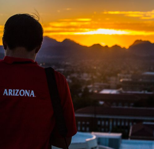 Three UA students have been named Goldwater Scholars. (Photo: FJ Gaylor)