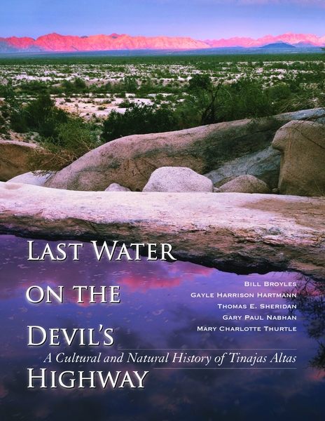 devil of highway The devil's highway: a true story author: luis alberto urrea recommended by:  pima county public library / bookmans northwest / antigone.