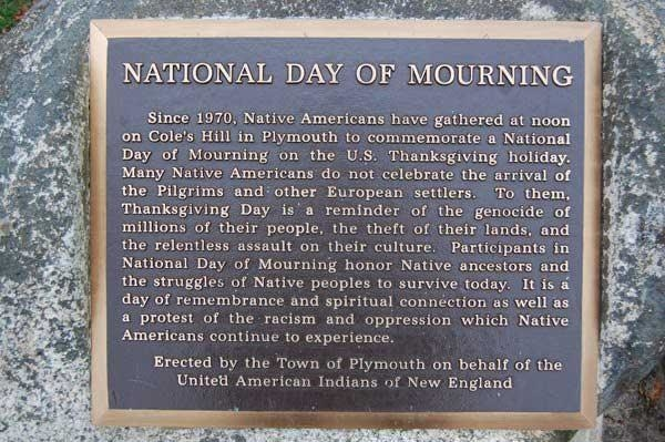 23 native americans will gather in plymouth massachusetts to commemorate
