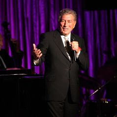 Singer Tony Bennett will open the 2015-2016 season for UA Presents on Oct. 9 at Centennial Hall. (Photo courtesy of UA Presents)
