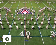 Chad Shoopman, director of the Pride of Arizona Marching Band and Pep Band, selected the music of Earth, Wind & Fire to lead the band's new season. Shoopman was a Pride of Arizona member during his years at the UA.