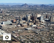 """""""The North Valley is an attractive growth area in Phoenix,"""" says Kimberly Jones, associate dean for the College of Humanities. """"Offering this program will help us to increase our visibility and make a UA degree more accessible to Phoenix-area students."""" (Photo: Melikamp via Wikipedia)"""