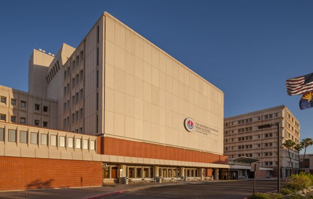 "The University of Arizona Medical Center has been rated a ""Best Hospital"" by U.S. News & World Report for more than a decade."