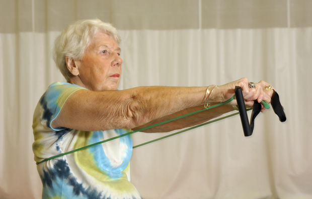 A high intensity, tailored exercise program might benefit patients with dementia more than a traditional rehabilitation program, according to new UA research.