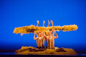 """Momix """"Botanica"""" is one of the dance performances being staged at Centennial Hall during the current UApresents season. (Photo courtesy of UApresents)"""