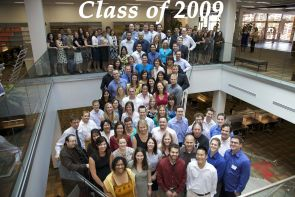 James E. Rogers College of Law class of 2009