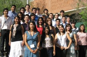 Students from the UA's 2011 Latin American Research Program cohort included students from a variety of states in Mexico, as well as a student from Columbia.