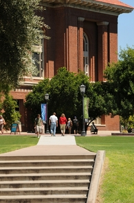 The UA is the only land-grant university in Arizona. (Photo by Norma Jean Gargasz/UANews)