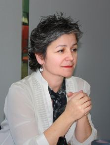 Adela C. Licona (Photo credit: Beatriz Verdugo/UANews)