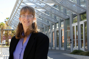 Melissa Tatum, who was contributing author to the Cohen's Handbook of Federal Indian Law, a leading text, is one of several preeminent scholars the UA's IPLP program has been able to attract over the years.