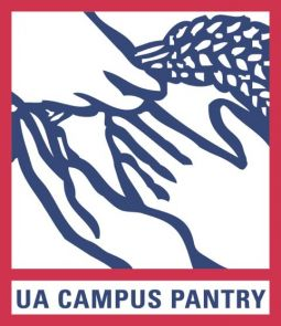 """""""College is already stressful enough. People should not have to worry about going hungry,"""" said John Beeler, a UA Honors College sophomore studying business who chairs the Campus Pantry, which promotes food security awareness, activism, outreach and building a strong community."""