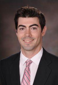 Adam Estelle, graduate of the UA materials science and engineering program.