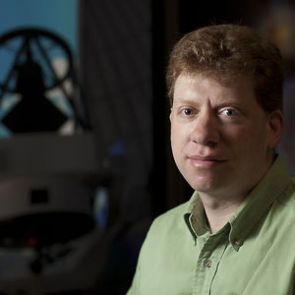 """Astrophotography is an art as much as a science,"" said Adam Block, recipient of the 2012 Advanced Imaging Conference Hubble Award for his contributions to astrophotography and public education. (Photo: Dave Harvey)"