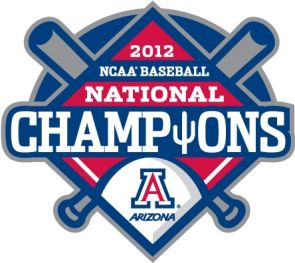 This is Arizona's fourth College World Series and NCAA baseball title.