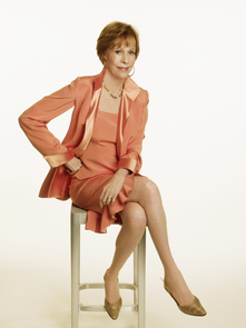 """Famed American actress and comedian Carol Burnett will present, """"Laughter and Reflection with Carol Burnett,"""" at Centennial Hall on Jan. 16, 2013. (Photo courtesy of UApresents)"""