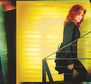 Grammy winner and Rock and Roll Hall of Fame inductee Bonnie Raitt will open the 2012-2013 UApresents season during a performance scheduled for Sept. 26. (Photo courtesy of UApresents)