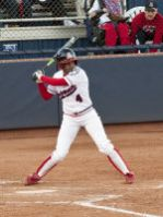 Brigette Del Ponte, third baseman