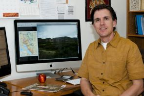 """""""Stream corridors in the arid regions of Arizona and Sonora provide vital habitat for a high diversity of wildlife and offer many benefits that are crucial to humans, too,"""" said Christopher Scott of the Udall Center for Studies in Public Policy and the UA's School of Geography and Development."""