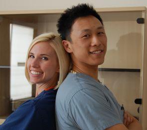 Alan and Amber Wang
