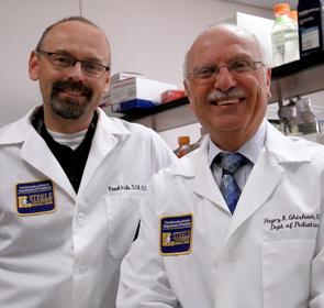 Pawel R. Kiela and Dr. Fayez K. Ghishan