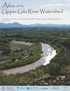 "Cover of the ""Atlas of the Upper Gila River Watershed"""