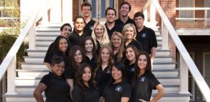 All told, Greek life members earned dozens of awards this year.