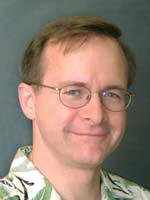 Grover A. Swartzlander Jr. is an associate professor in The University of Arizona's College of Optical Sciences.