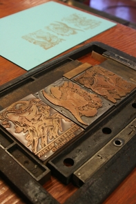 Letterpress printing is a method that dates back to the 15th century has seen a reemergence in recent decades. With a recent major donation of letterpress equipment, the UA School of Art has introduced the Jack Sinclair Letterpress Studio.