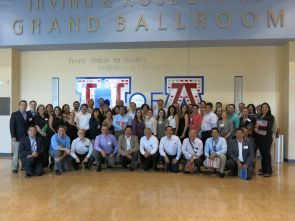 In the fall, higher education leaders from Mexico visited the UA to explore further partnerships.