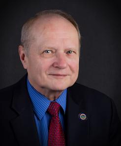 James C. Wyant (Photo: Margy Green)