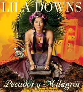 Mexican-American singer and composer Lila Downs will perform April 14, 2013 at the Fox Theatre. (Photo courtesy of UApresents)